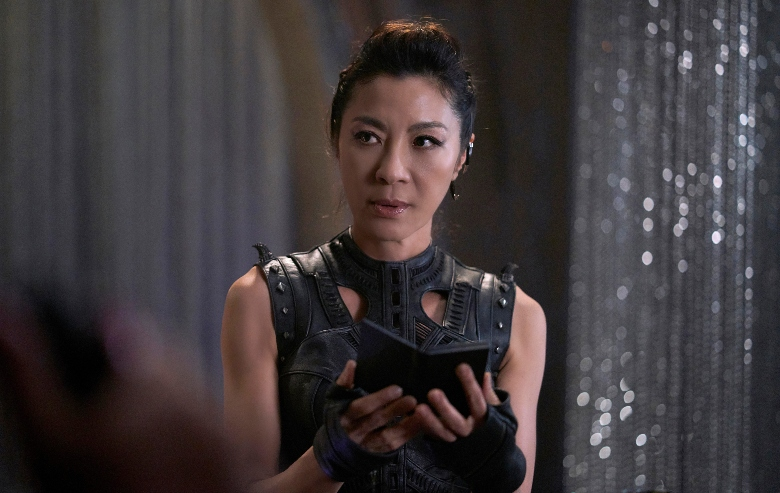 """Michelle Yeoh as Section 31 agent Philippa Georgiou in """"Star Trek: Discovery"""""""