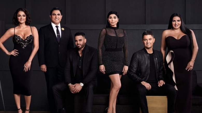 The cast of 'Shahs of Sunset'