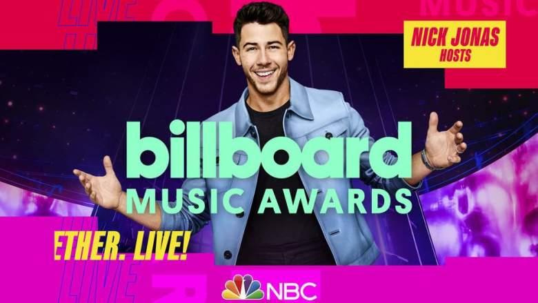 Nick Jonas hosts the 2021 Billboard Music Awards