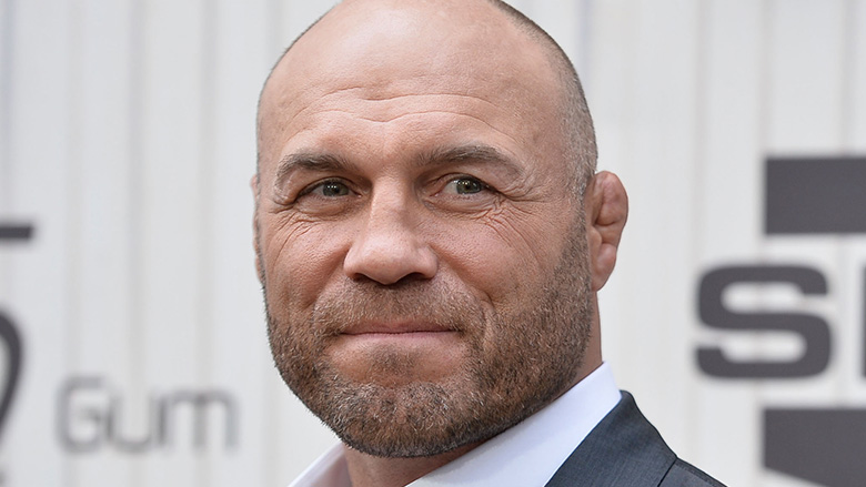 MMA Star Randy Couture