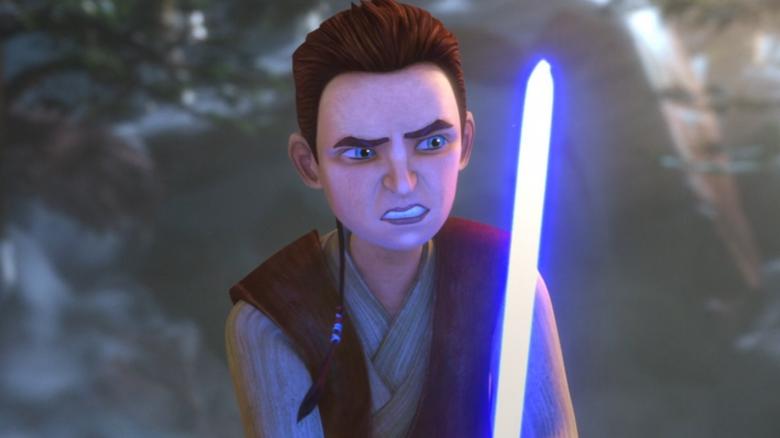 Star Wars Bad Batch Caleb