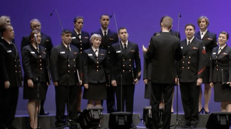 Military chorus