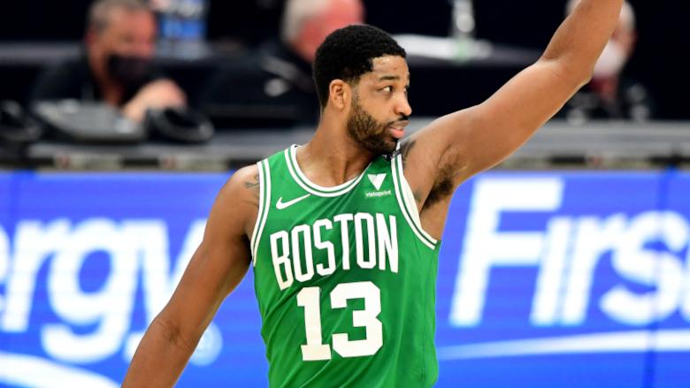 Tristan Thompson Celtics