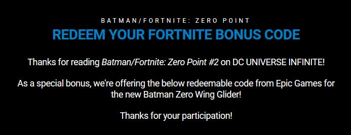 batman zero wing glider