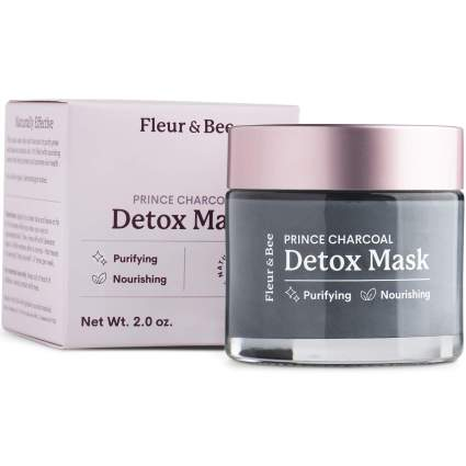 fleur and bee detox mask maskne treatments