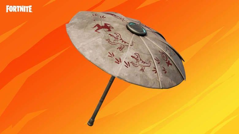 fortnite escapist umbrella free