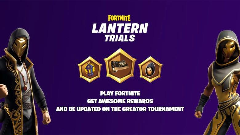 fortnite lantern trials
