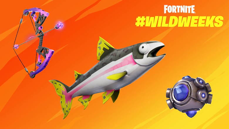 fortnite wild week 3