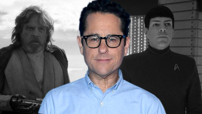 Measuring the impact of J.J. Abrams on 'Wars' and 'Trek.'