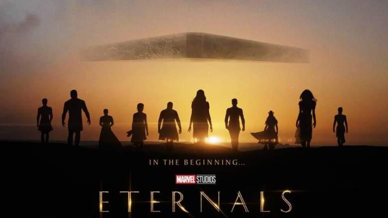"""Marvel Studio's """"Eternals"""""""
