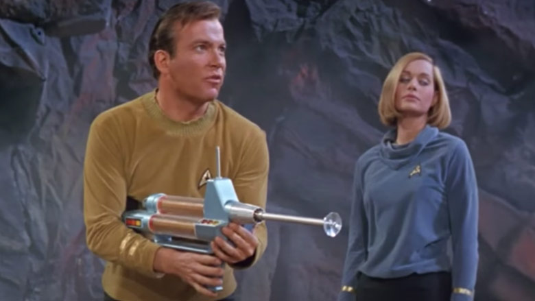 Star Trek's original Phaser Rifle