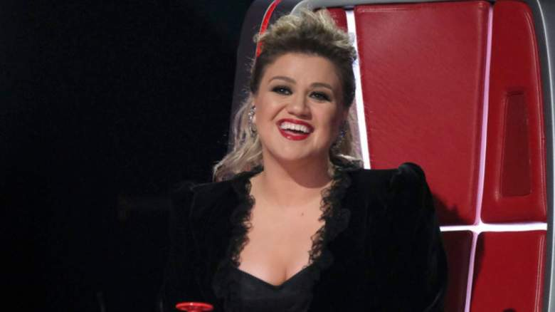 Kelly Clarkson The Voice