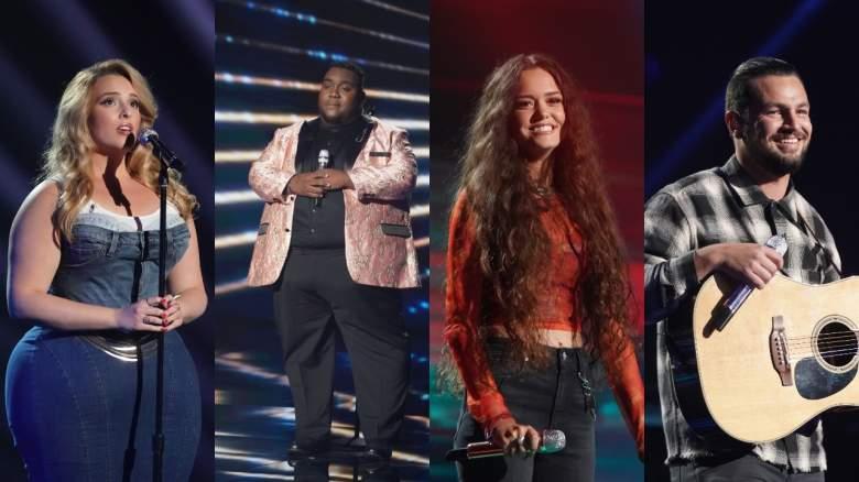 American Idol Top Four