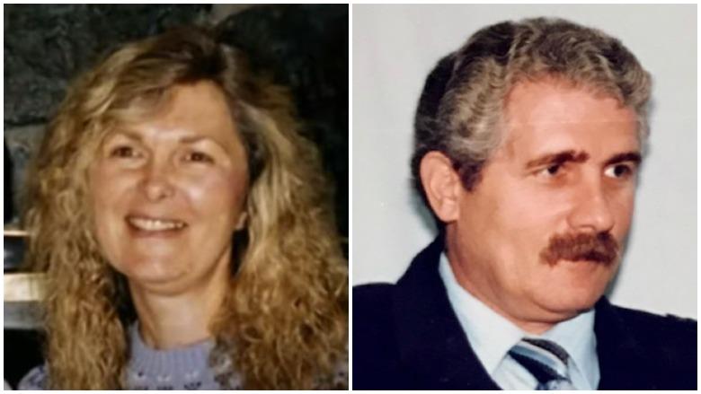 Martha Ann McClancy and Bob McClancy