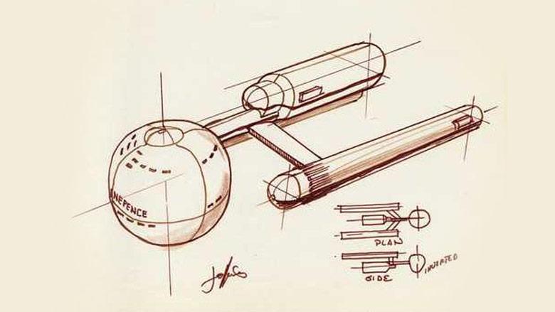 Spherical Ship Design from Matt Jefferies