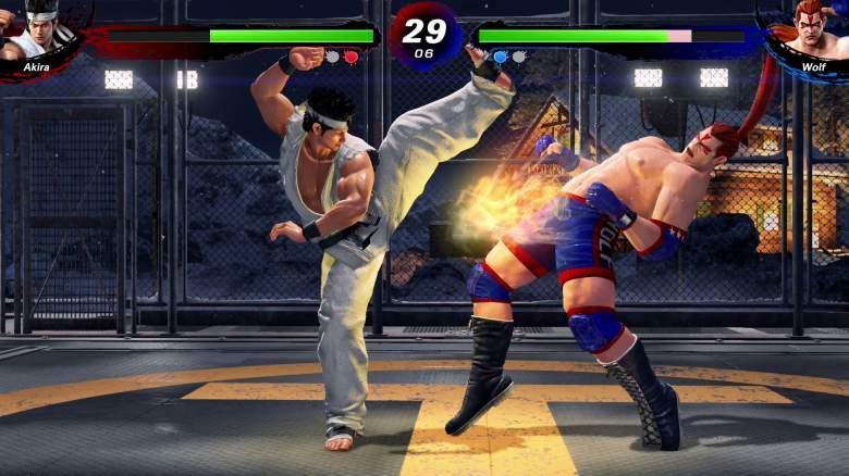 VF5 Ultimate Showdown
