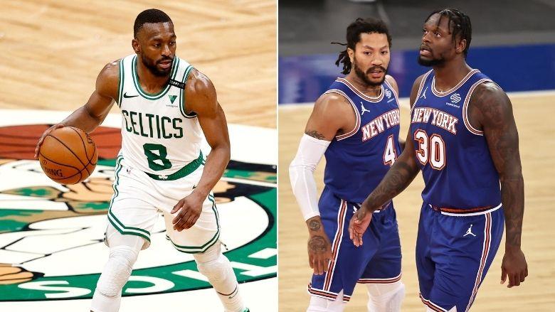 Celtics-Knicks Kemba Walker trade proposal