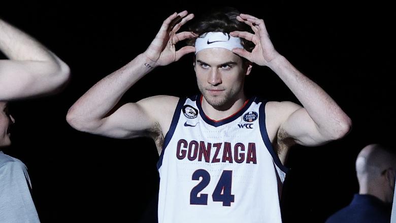Corey Kispert Gonzaga