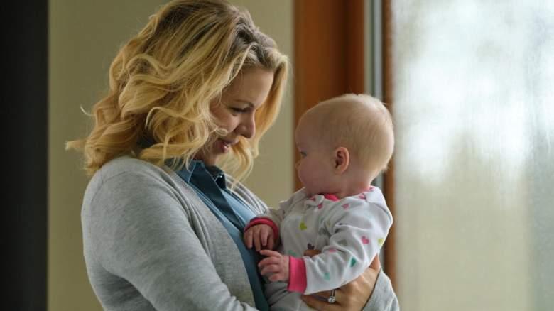 Ali Liebert stars in 'Cradle Did Fall'