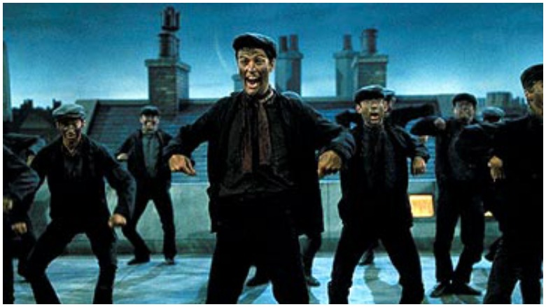 Screenshot from Mary Poppins