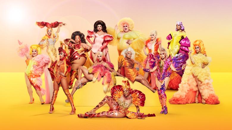 'RuPaul's Drag Race All Stars' season 6 cast