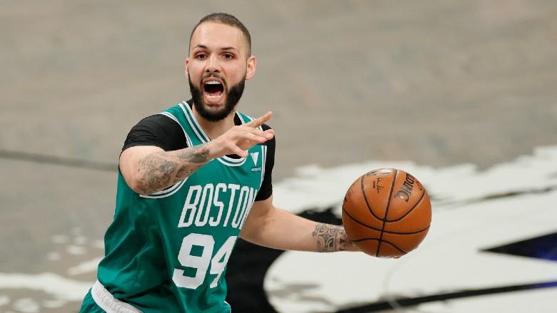 Evan Fournier Celtics