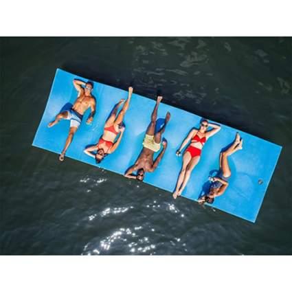 Floating Oasis Lake Pad