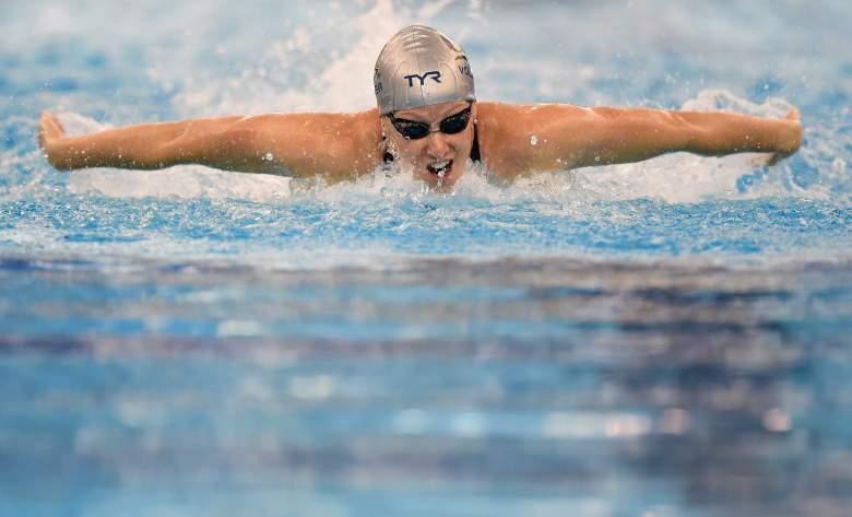 U.S. Olympic swimming trials watch