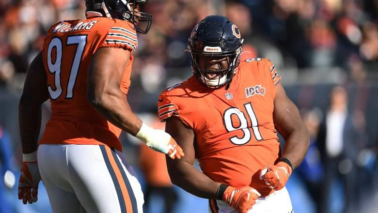 Eddie Goldman Bears
