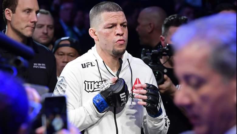 UFC 263 Diaz vs Edwards
