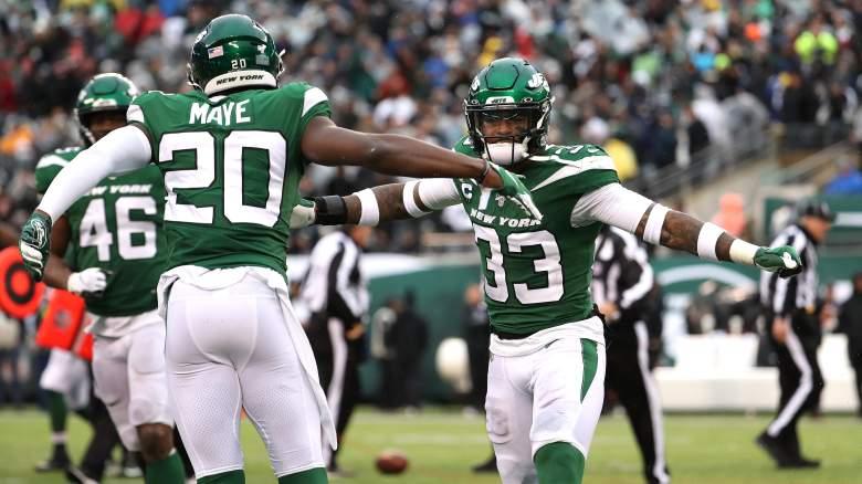 Marcus Maye Jets