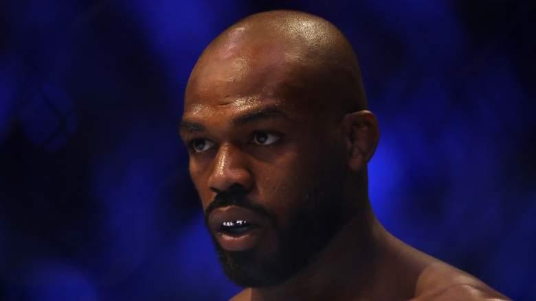 UFC superstar Jon Jones