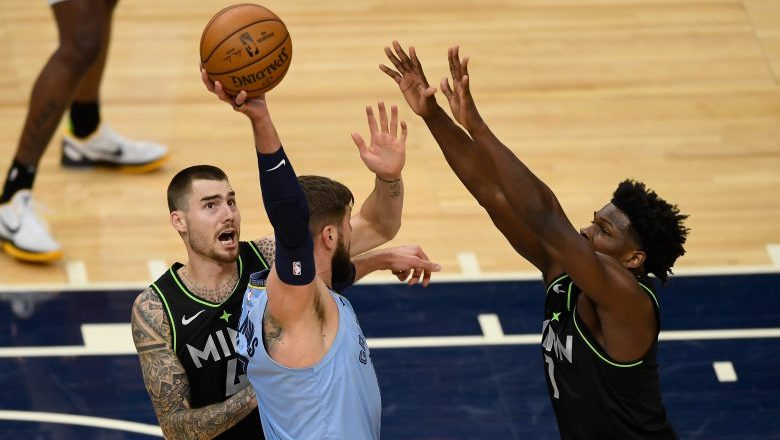 Jonas Valanciunas floated as Celtics trade target