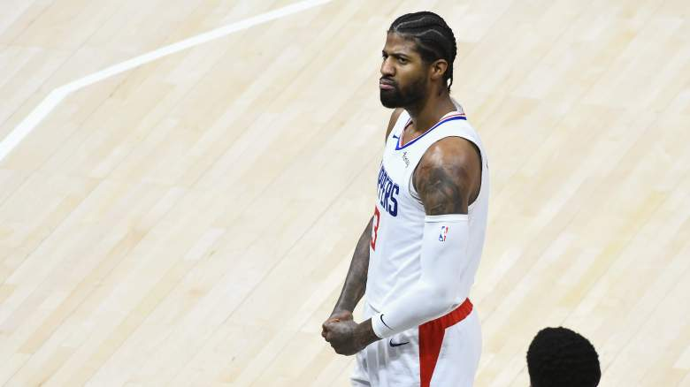 Paul George most hated