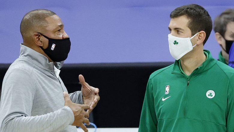 Cryptic tweet hints at Celtics head coach hiring