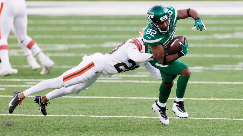 Jamison Crowder Jets