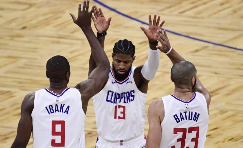 Serge Ibaka Clippers
