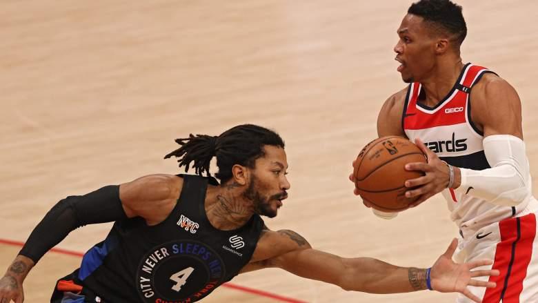Derrick Rose Lakers