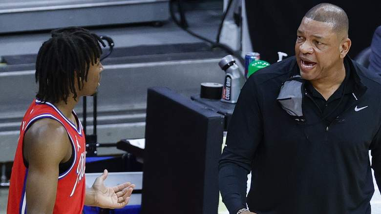 Doc Rivers, Tyrese Maxey
