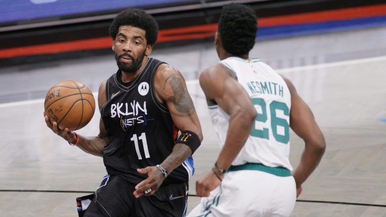 Ex-Celtic Kyrie Irving may be shopped this offseason
