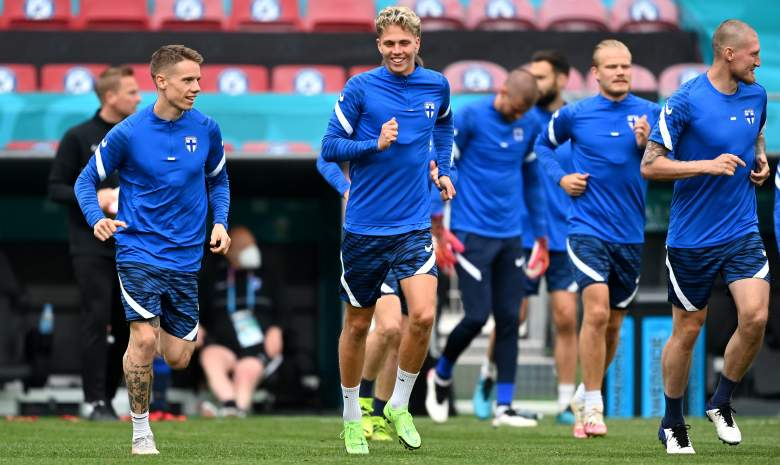 Denmark vs Finland Live Stream: How to Watch in USA