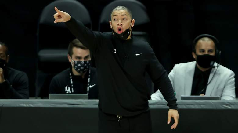 Ty Lue Clippers shooting