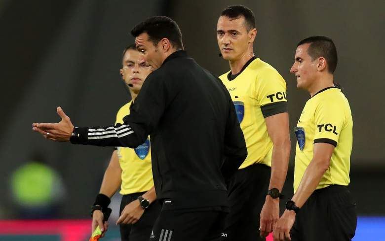 Argentina vs Uruguay Copa America watch