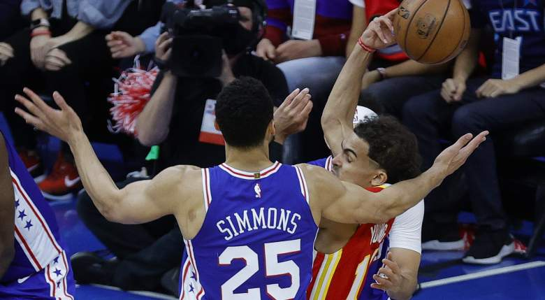 Ben Simmons, Trae Young