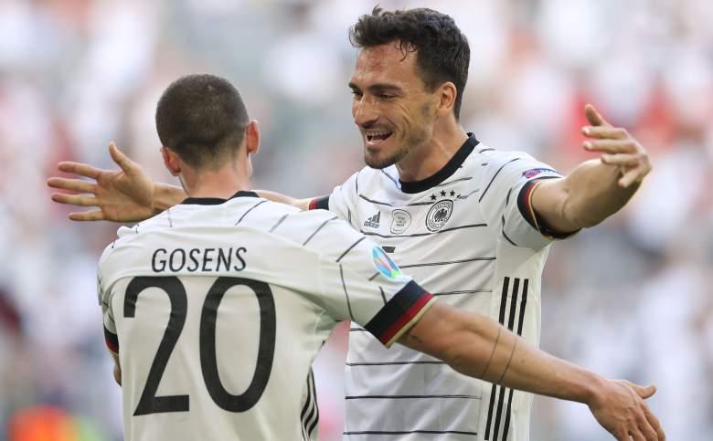 Germany vs Hungary Euro 2020 watch