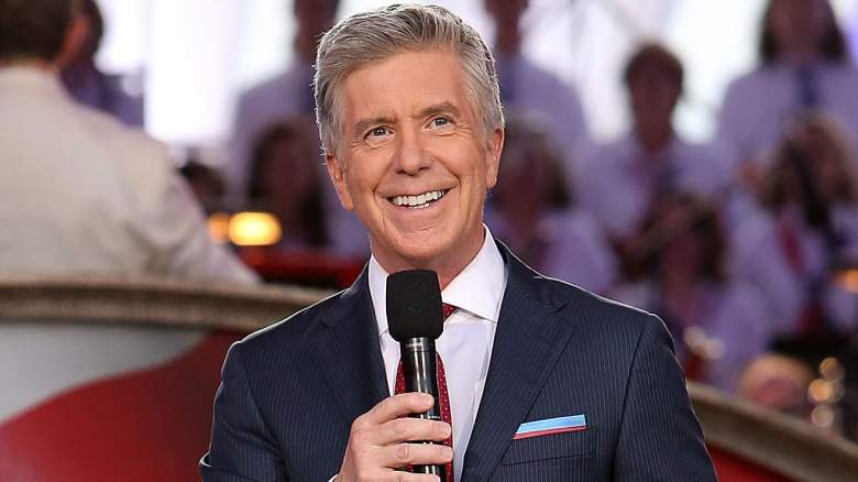 Tom Bergeron at 'A Capitol Fourth' rehearsals