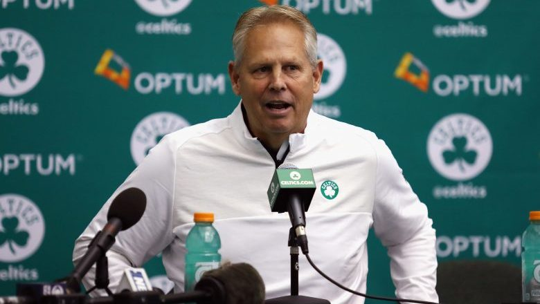 Ex-Celtics GM Danny Ainge interested in Jazz and Trail Blazers