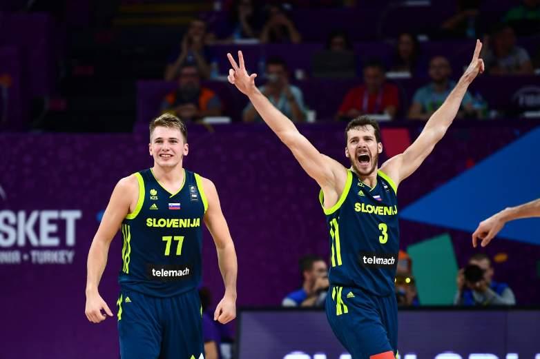 Luka Doncic, Goran Dragic