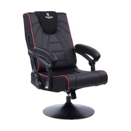 Healgen Video Gaming Chair with Bluetooth Speakers