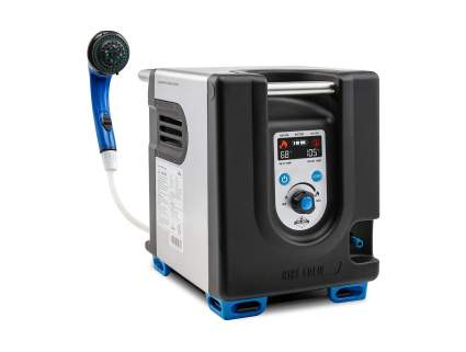 Hike Crew Portable Propane Water Heater and Shower Pump with Built-in Battery